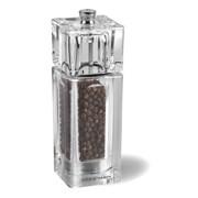 Cole & Mason Cube Pepper Mill Clear Precision 145mm (H33501P)